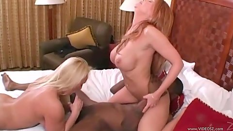Sitting on face redhead Janet Mason and her friend Alexis Golden