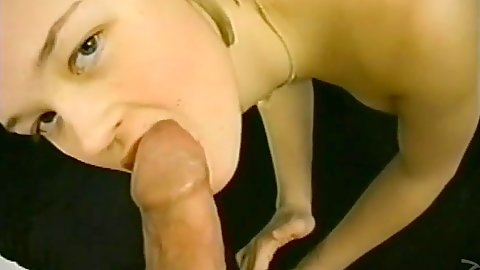 18 year old pov fellatio Christine Young