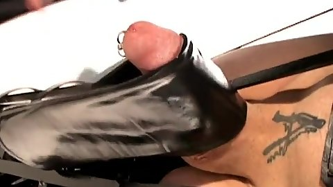Mistress Alexandra femdom and penis abuse