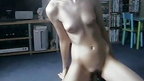 Masturbating milf and sitting on that dildo pureAmateurs