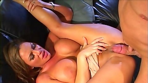 Front penetration with anal sex close up wit very hot Sky Taylor milf