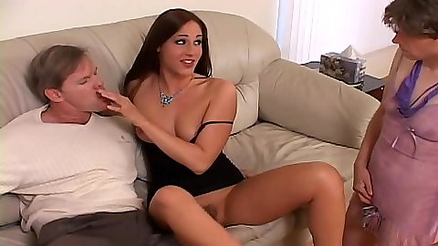 Cuckold wife shows husband how she likes other dicks Lauren Phoenix