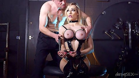 Fetish and some maledom control with Chessie Kay