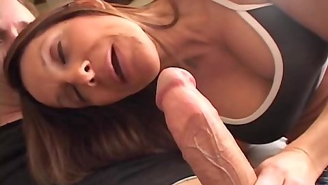 Blowjob with Kristine Madison is a 40 plus cougar now