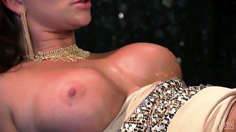 Big tits party bitch gets nailed Destiny Dixon