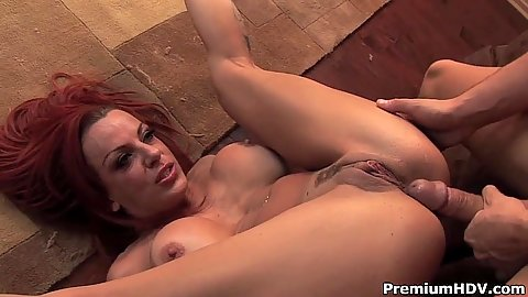Anal pile driver hardcore with breathtaking milf Shannon Kelly
