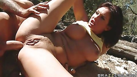 Deep anal fucking is what Tory lane likes in the morning