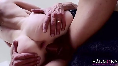 Hardcore pussy sex while her anus is already gaped Samantha Bentley