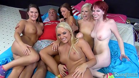 Girls masturbation in 5 whore fest Abbey Cross and Elaina Raye and more