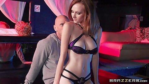 Redhead stepdaddy fuck with Dee Dee Lynn