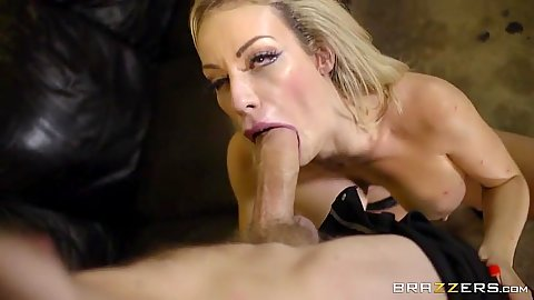 Nymhpo Chessie Kay takes in that dick and then fuck