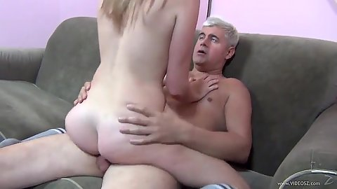 Luscious petite 18 year old sex with moaning Claire Hart