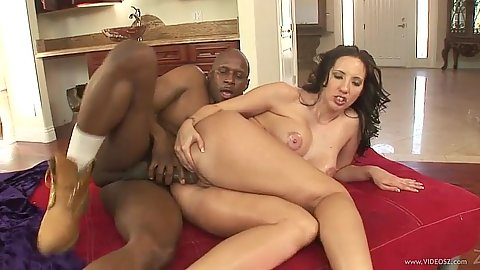 Sideays fucking cock craving milf with Kelly Divine