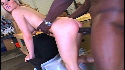 Young and dumb college whore interracial bang over chair Shawnie