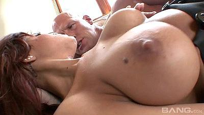Big boobs latina secretary fuck Isis Taylor