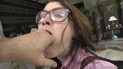 Mouth Fingering 106