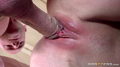 Close up milf pussy intercourse with Alexa Tomas and pov suck