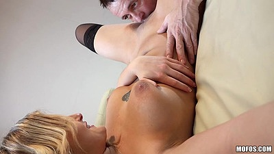 Cunnilingus with loving Canadian babe Jemma Valentine