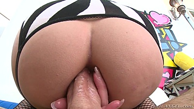 Promiscuous anal fucked girl Sophia Grace