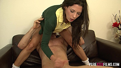 Kinky punishment sex with school girl in universe Alexa Tomas