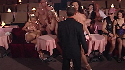 Party up with orgy pounding and Maria Mia