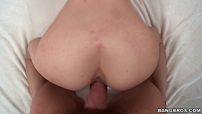 Bent over petite girl pov plowing Alex Grey