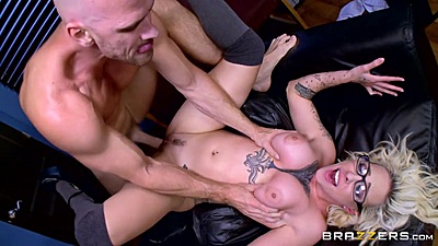 Deans office Harlow Harrison getting filled with meat