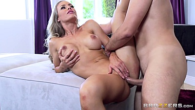 Firm tits and ass front pussy sex with Nicole Aniston