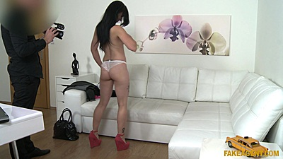 Nice body danger Joana stripping and giving oral