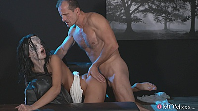 Demon fucking with horny monster Erica B