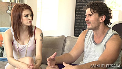 Behind the scenes interview with Bree Daniels and Lola Foxx and Kayden Kross