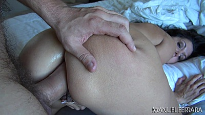 Immaculate anal fuck with Ava Addams gaped and ass to mouth