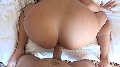 Pov big ass milf doggy penetration Mercedes Carrera