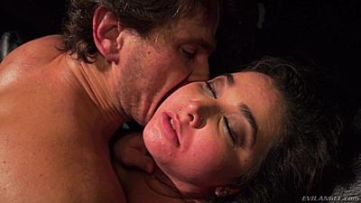 Rough sex with brunette biatch Karlee Grey