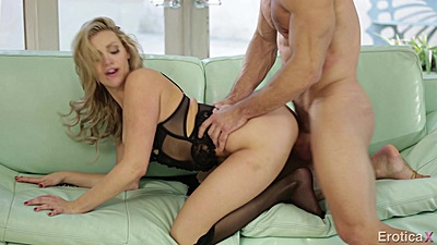 More than friends side view doggy fuck with small chest Mia Malkova