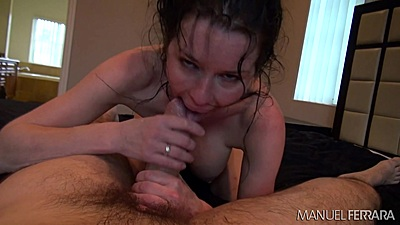 Veronica Avluv the angry cock sucker and deep throat pov fuck
