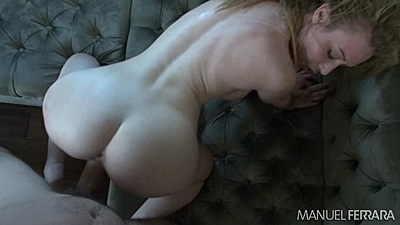 Rear entry sex with moaning aroused nipples girl Kayden Kross