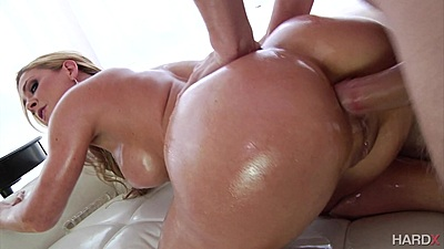 Anal fucking with slipper ass slut Cherie DeVille