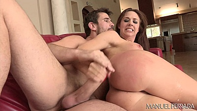 Chanel Preston puts dick in her fucking hole