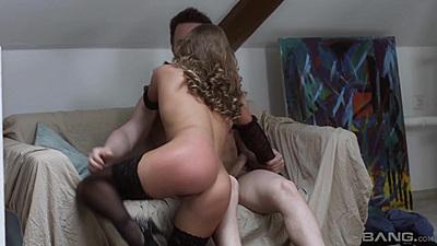 Nice butt Russian nude model for artclass has sex Sofi Goldfinger