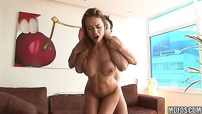 And to finish off pull out of her ass and into her mouth