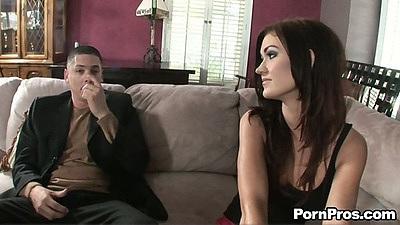 Mia Lelani blowjob and pussy licking