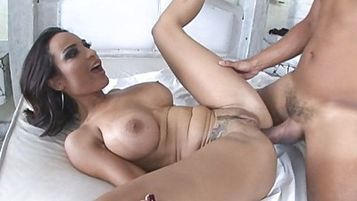 Busty milf wide open getting anally super fucked