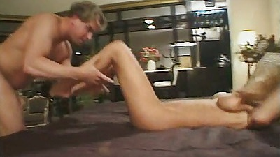Shaved pussy hardcore petite sex with Bonita Saint and anal to follow