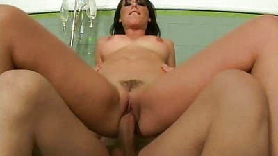 Penny Flame and Leah Livingston hospital doctor fuck