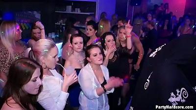 Amateur party drunk sluts making out