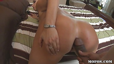 Milf needs a nice black cock fuck when husband is away