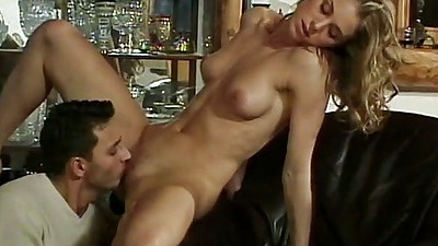 Vanda Vitus pussy licked spreading her legs