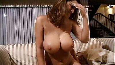 Big tits latina hairy sex with Bionca Trump
