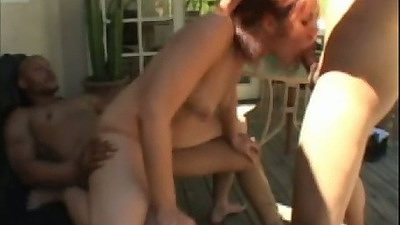 Rough sex deep throat for petite Shayna Knight